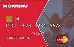 Morning MasterCard