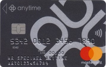 Mastercard Anytime