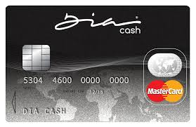 Carte PCS Dia Cash MasterCard