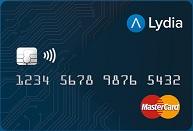 Mastercard Lydia