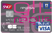 Carte Regliss Visa