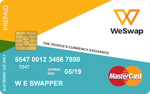 Mastercard WeSwap